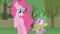 Pinkie Pie disapproves S01E04