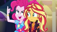 """Pinkie Pie vowing """"or so help me"""" EGSBP"""