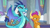 Princess Ember -as Dragon Lord- S8E1