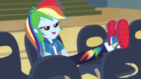 "Rainbow Dash ""and the crowd goes wild"" CYOE2a"