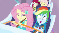 """Rainbow Dash """"how are you feeling"""" EGROF"""