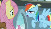"""Rainbow Dash """"no way"""" S9E21"""