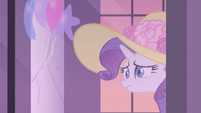 Rarity don't see S2E9