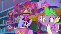 """Spike """"and the gems are real!"""" S8E15"""