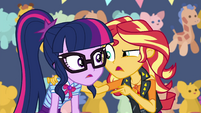 """Sunset Shimmer """"these games are rigged"""" EGROF"""