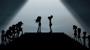 Sunset and Twilight's silhouettes face off EG3.png