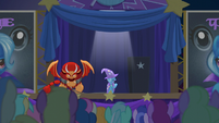 Trixie --the Great and Powerful Trixie will be performing-- S6E6