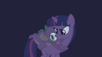 """Twilight """"there are no zombie ponies"""" S1E09"""