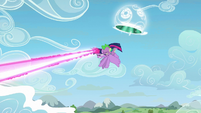Twilight zaps magic beam S5E26