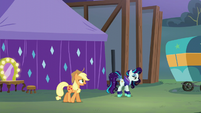"""Applejack """"why's it gonna be so terrible?"""" S5E24"""