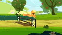Applejack Training 1 S2E14