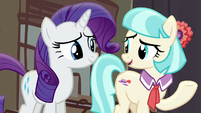 """Coco Pommel """"you bet your boots we were!"""" S5E16"""