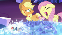 """Fluttershy """"just the thought of it is overwhelming!"""" S6E20"""