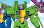 MLP Transformers issue 3 Acid Storm.png