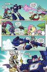 My Little Pony Transformers issue 3 page 5