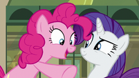 """Pinkie """"Because guess who I see!"""" S6E3"""