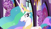 "Princess Celestia ""sounds like Equestrian magic"" EGFF"