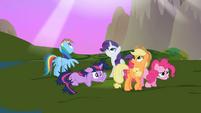 Princess Celestia 'Twilight Sparkle!' S2E3