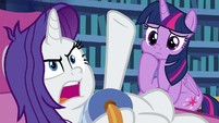 """Rarity """"I intend to find out why"""" S9E19"""
