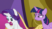 """Rarity """"I may have monopolized him"""" S9E19"""