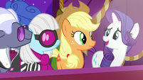 Rarity -it all comes down to you, Applejack- S7E9