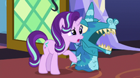 "Starlight ""I thought you didn't want to play"" S7E24"