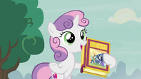 """Sweetie Belle """"guaranteed a happy ending"""" S7E8"""