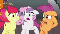 "Sweetie Belle ""we're the grown ponies"" S9E22"