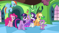 """Twilight """"hang on to your elements, girls"""" S03E10"""