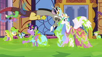 """Twilight """"how could you bring him here?!"""" S5E7"""