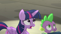 "Twilight Sparkle ""my journey beyond Equestria"" S8E1"