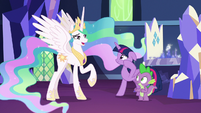 "Celestia ""Starlight Glimmer might feel the same way"" S7E1"