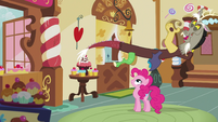 Discord asks for all of the cakes S5E7