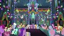 Los ponis cantando juntos en el Castillo de la Amistad T6E8