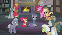 Maud Pie -the first one is about rocks- S5E20