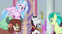 """Neighsay """"she's behind that as well?"""" S8E26"""