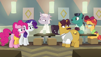 """Orange Slice """"we'll both try the special"""" S6E12"""