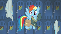 """Rainbow Dash """"see you gals later!"""" S6E24"""