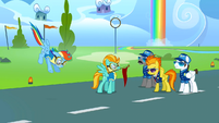 Rainbow and Lightning coming to Spitfire S3E7