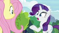 """Rarity """"I just don't have the time"""" S8E4"""