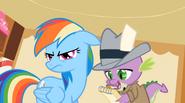 """S02E08 """"Rainbow Dash jest bardzo zazdrosna"""""""