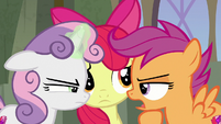 """Scootaloo """"I don't remember any sea monsters"""" S8E6"""