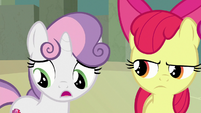 """Sweetie Belle """"and we let him down"""" S8E6"""