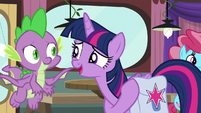 "Twilight ""I can coach her along"" S9E16"