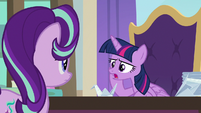 "Twilight ""how many fittings are there gonna be?"" S9E20"
