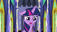 """Twilight Sparkle """"I know it's weird"""" S9E26"""
