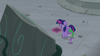 """Twilight Sparkle """"I suppose it was a long shot"""" S7E25"""
