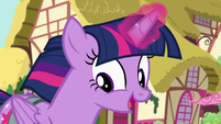"""Twilight Sparkle """"this errand is gonna be different"""" S7E3"""