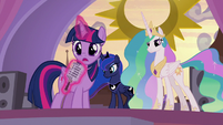 Twilight Sparkle -today will be the last- S9E17