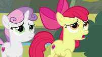 """Apple Bloom """"having such a hard time"""" S8E6"""